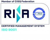 Certificato Rina iso 9001 2015