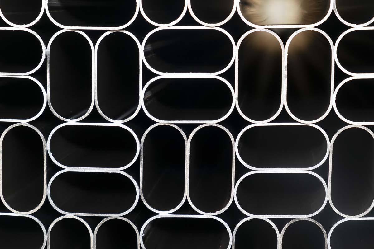 Tubi in acciaio ovali - Tubificio del Friuli